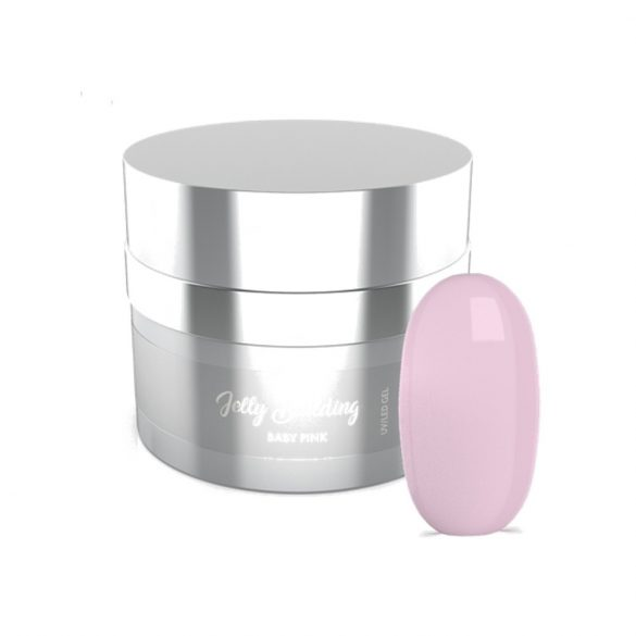 Jelly Building Baby Pink UV/LED Gel 30ml