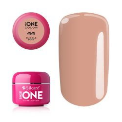 Silcare Base One Color, Bubble Pink 44#