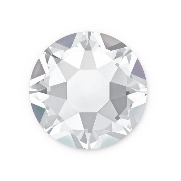 Clear kristály díszítő kövek tégelyben, SS8