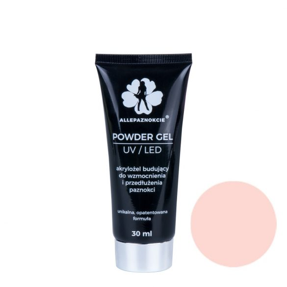Powder Gel, Nude 30ml
