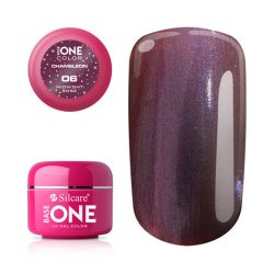 Silcare Base One Chameleon, Midnight Rose 06#