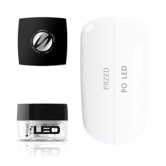 High Light LED Bianco 15g