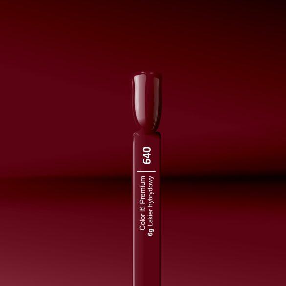 Silcare Color It! Premium 640#