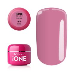 Silcare Base One Pastel, Dark Pink 11#