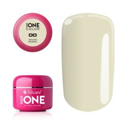 Silcare Base One Color, White Angel 00#