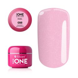 Silcare Base One Color Pixel, Candy Shimmer 02#