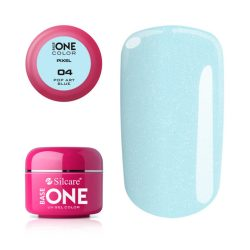 Silcare Base One Pixel, Pop Art Blue 04#