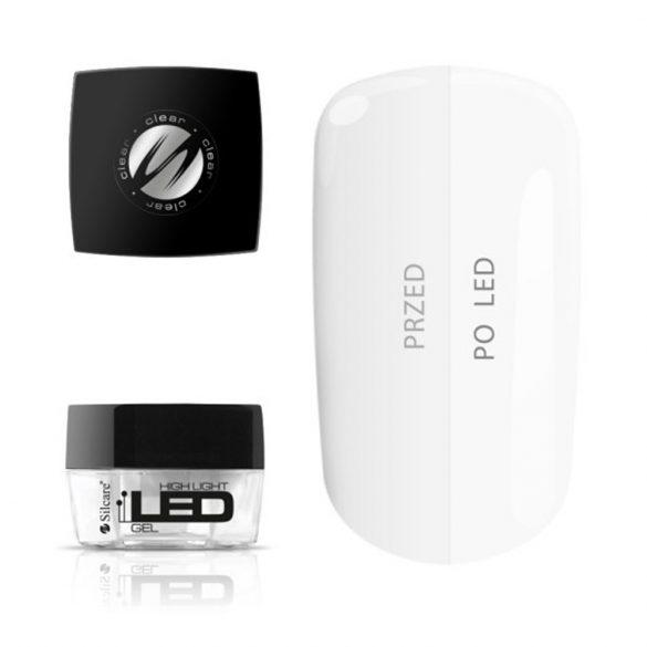 High Light LED Clear 30g