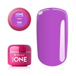 Silcare Base One Neon, Violet 05#