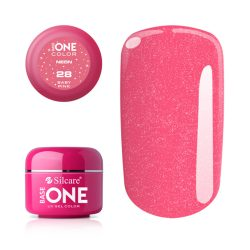 Silcare Base One Neon, Baby Pink 28#
