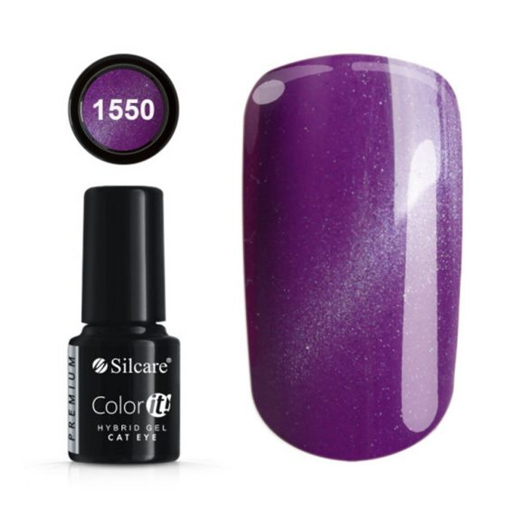 Silcare Color It! Premium Cat Eye 1550#
