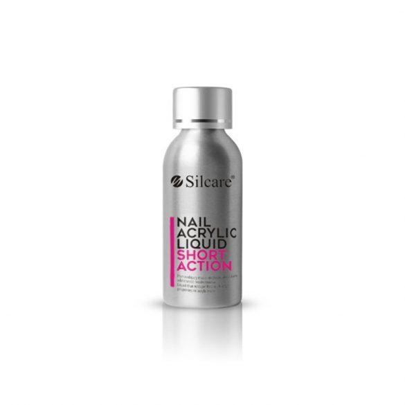 Silcare Nail Acrylic Liquid Short Action Comfort 50ml