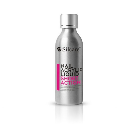 Silcare Nail Acrylic Liquid Short Action Comfort 120ml