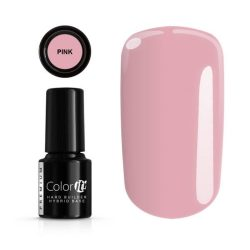 Silcare Color It! Premium Hard Builder Color Base, erősítő alap Pink