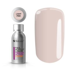 Silcare Acrylic Liquid Medium Action Cover Light Pink