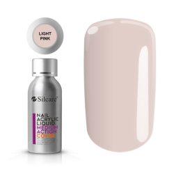 Silcare Acrylic Liquid Medium Action Cover Light Pink