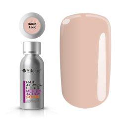 Silcare Acrylic Liquid Medium Action Cover Dark Pink