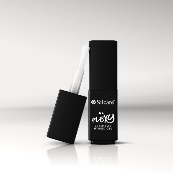 Silcare Flexy Gél lakk 202# (Milkshake)
