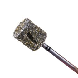 Éles gyémánt henger pedikűrhöz DA10