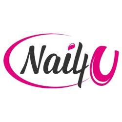Összecsukható natural zselés ecset 4#, Pink