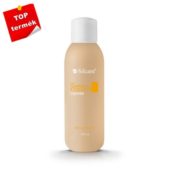 Silcare Cleaner, zselé fixáló Lemon Yellow 570ml
