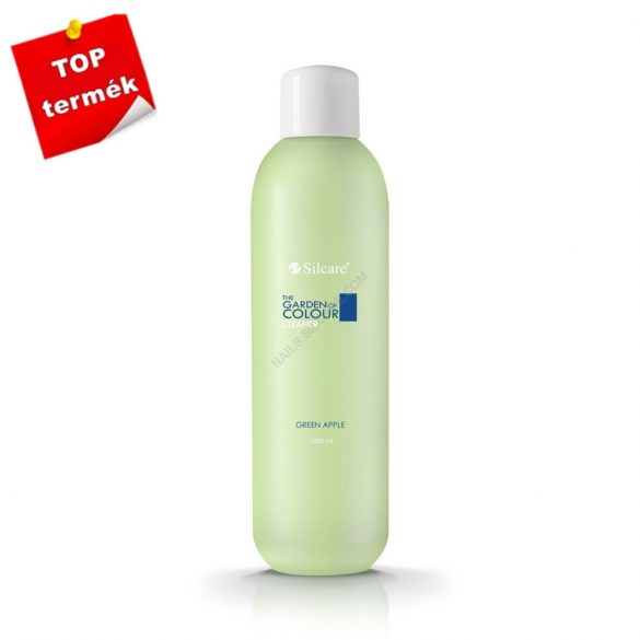 Silcare Cleaner, zselé fixáló Green Apple 1000ml