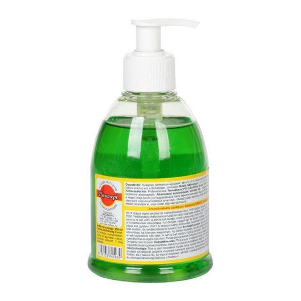 Clarasept fertőtlenítő folyékony szappan