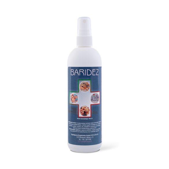 Baridez felület- és eszköz fertőtlenítő, spray