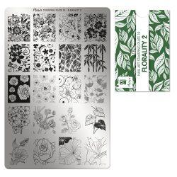 """Moyra nyomdalemez 10# """"Florality 2"""""""