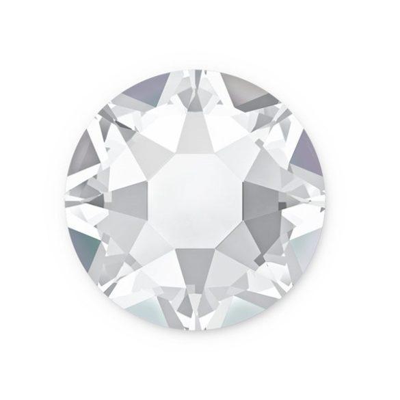 Clear kristály díszítő kövek tégelyben, SS4