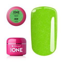 Silcare Base One Neon, Lime Tree 22#