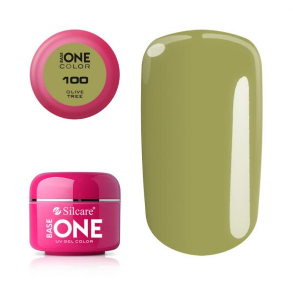 Silcare Base One Color, Olive Tree 100#
