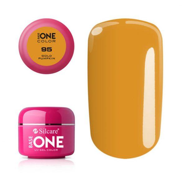 Silcare Base One Color, Gold Pumpkin 95#