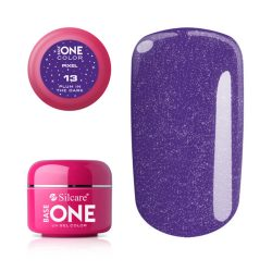Silcare Base One Pixel, Plum In The  Dark 13#
