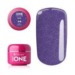 Silcare Base One Pixel, Ink Violet 14#