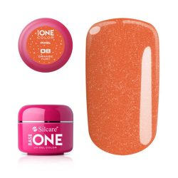 Silcare Base One Pixel, Orange Fury 08#