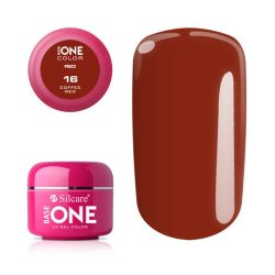 Silcare Base One Red, Coffee Red 16#
