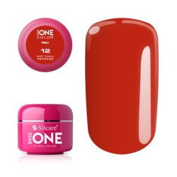 Silcare Base One Red, Red Hot Chili Peppers 12#