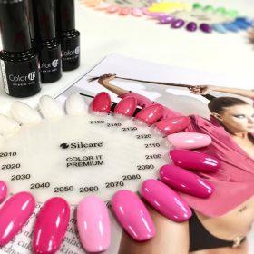 Silcare Color It! Premium Gél Lakkok